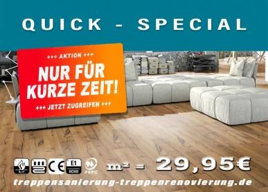 Parkett Eiche Landhausdiele naturgeölt 2,28m² pro Pack