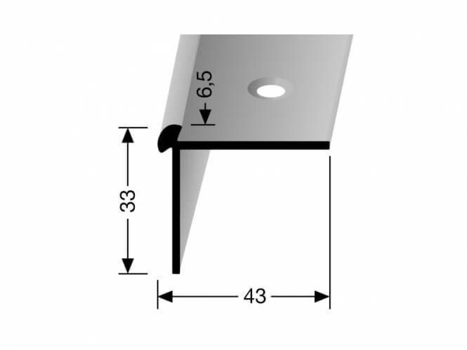 Treppenkantenprofil Nr. 874