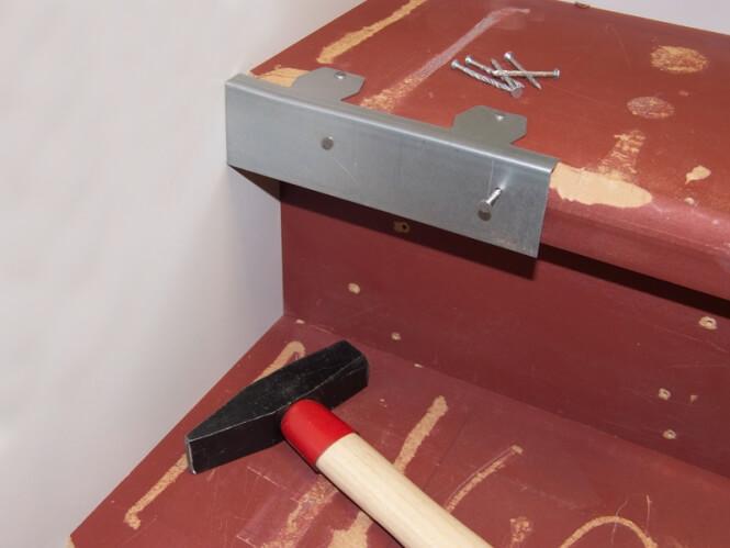 reparaturwinkel rw38 treppenrenovierung treppensanierung. Black Bedroom Furniture Sets. Home Design Ideas