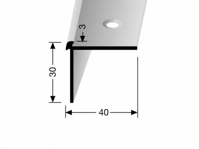 Treppenkantenprofil Nr. 871