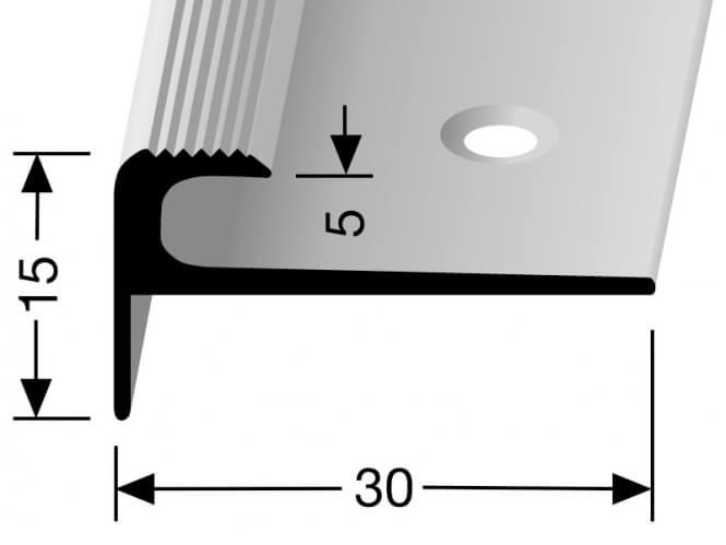 Treppenkantenprofil DEKO Nr. 807