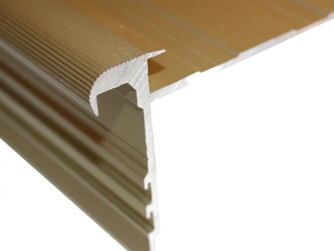 reno profil laminat schiene standard. Black Bedroom Furniture Sets. Home Design Ideas