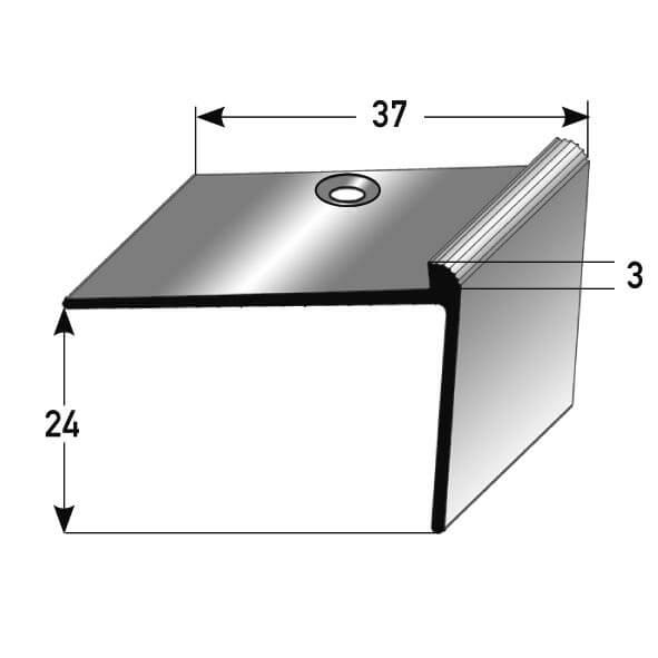 Profilschiene Nr. 094 (Aluminium)