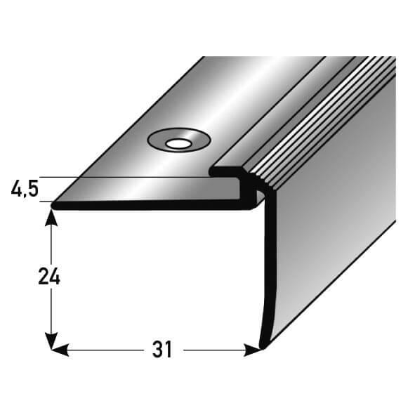 Profilschiene Nr. 093 (Aluminium)