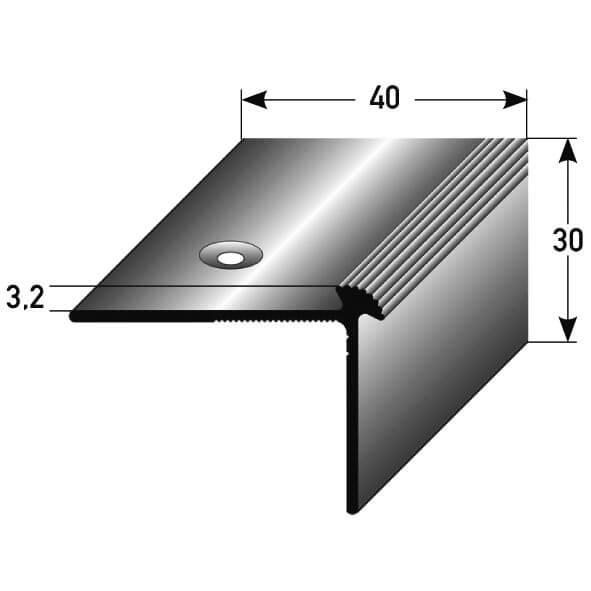 Profilschiene Nr. 134 (Aluminium)