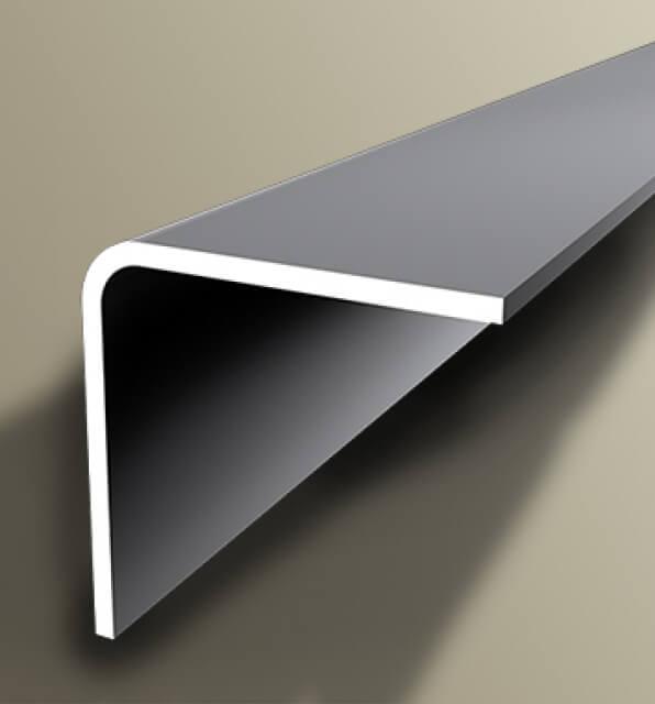 winkelprofil edelstahl nr 544 k berit k wp544 treppenrenovierung treppensanierung. Black Bedroom Furniture Sets. Home Design Ideas