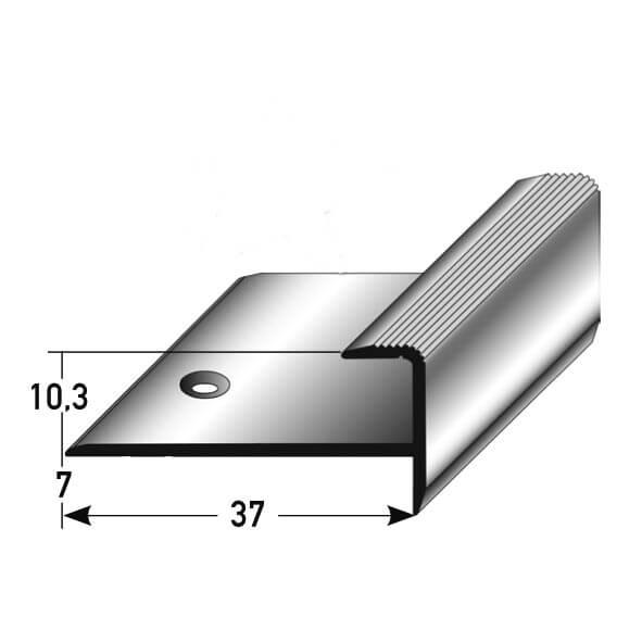 Treppenkantenprofil Nr. 262 (Aluminium)
