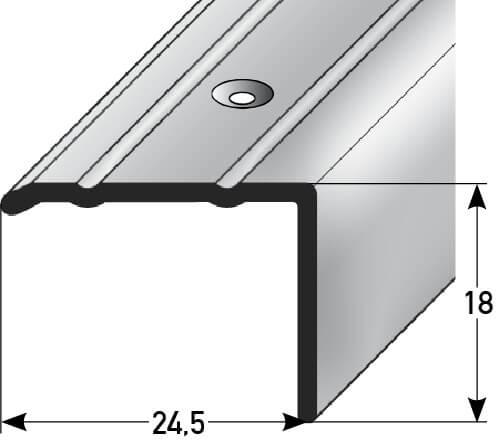Profilschiene Nr. 088 (Aluminium)