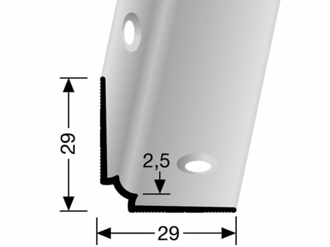 Treppen-Innenwinkel Nr. 870 IW