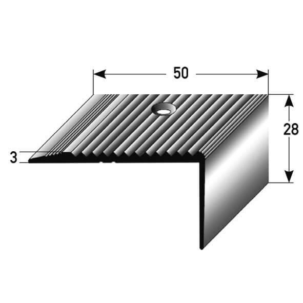 Profilschiene Nr. 084 (Aluminium)