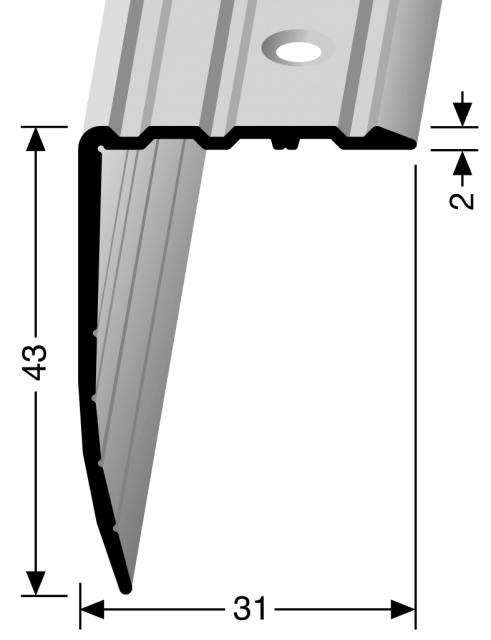 Winkelprofil Nr. 540