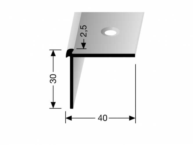 Treppenkantenprofil Nr. 870
