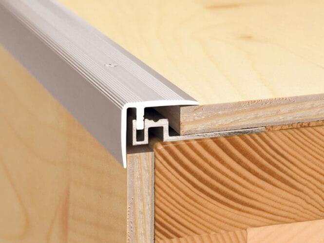 treppenkantenprofil nr 422 prinz pr ps400 tkp420 treppenrenovierung treppensanierung. Black Bedroom Furniture Sets. Home Design Ideas