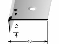 Treppenkantenprofil Nr. 864