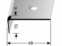 Treppenkantenprofil Nr. 861