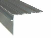 Aluminiumprofil Z für Stein- und Holzstufen / 3000 mm