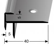 Treppenkantenprofil Nr. 830