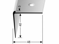Treppenkantenprofil Nr. 862
