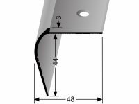 Treppenkantenprofil Nr. 865
