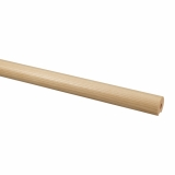 Holzhandlauf Ahorn lackiert 3000mm