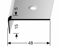 Treppenkantenprofil DEKO Nr. 863