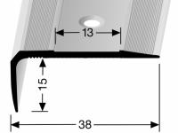 Treppenkantenprofil Messing RENO Nr. 711