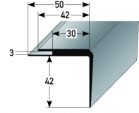 PVC Treppenkante Nr. 364