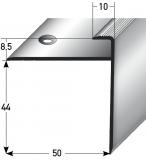 Kantenprofil Nr. 265 (Aluminium)