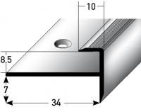 Kantenprofil Nr. 105 (Aluminium)