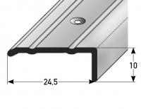 Profilschiene Nr. 089 Holzdekor (Aluminium)