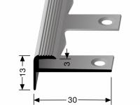 Treppenkantenprofil Nr. 809 EB