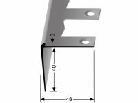 Treppenkantenprofil Nr. 862 EB