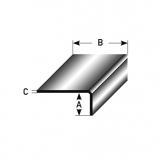 Miniwinkel 16,5mm Nr. 236 (Edelstahl)