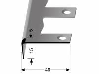 Treppenkantenprofil Nr. 863 EB