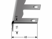 Treppenkantenprofil Nr. 864 EB