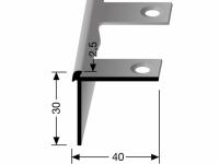 Treppenkantenprofil Nr. 870 EB