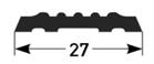Gleitschutz Nr. 121 (27mm)
