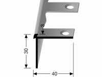 Treppenkantenprofil Nr. 871 EB