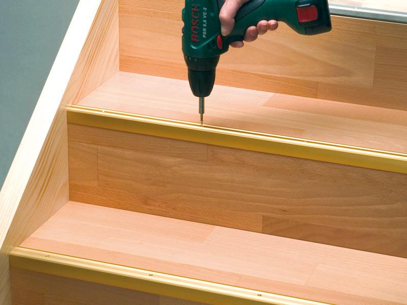 treppenrenovierung treppensanierung selber machen kein. Black Bedroom Furniture Sets. Home Design Ideas