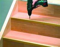 Treppenrenovierung hammer