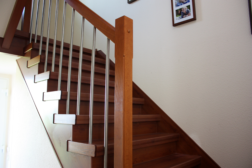 Treppengeländer Holz Hamburg ~ treppenrenovierung, Treppensanierung von Tresabo, Nr 1 in Deutschland